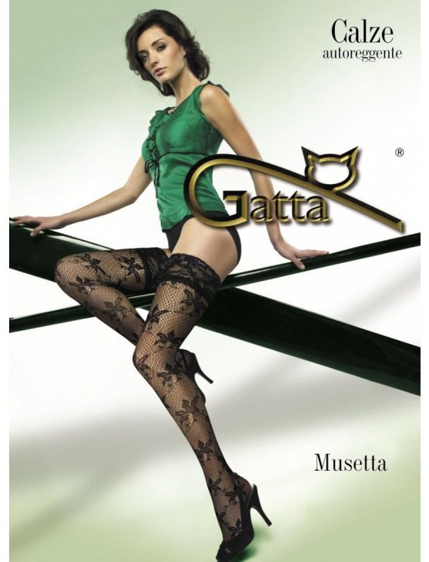 POŃCZOCHY GATTA MUSETTA WZ 01