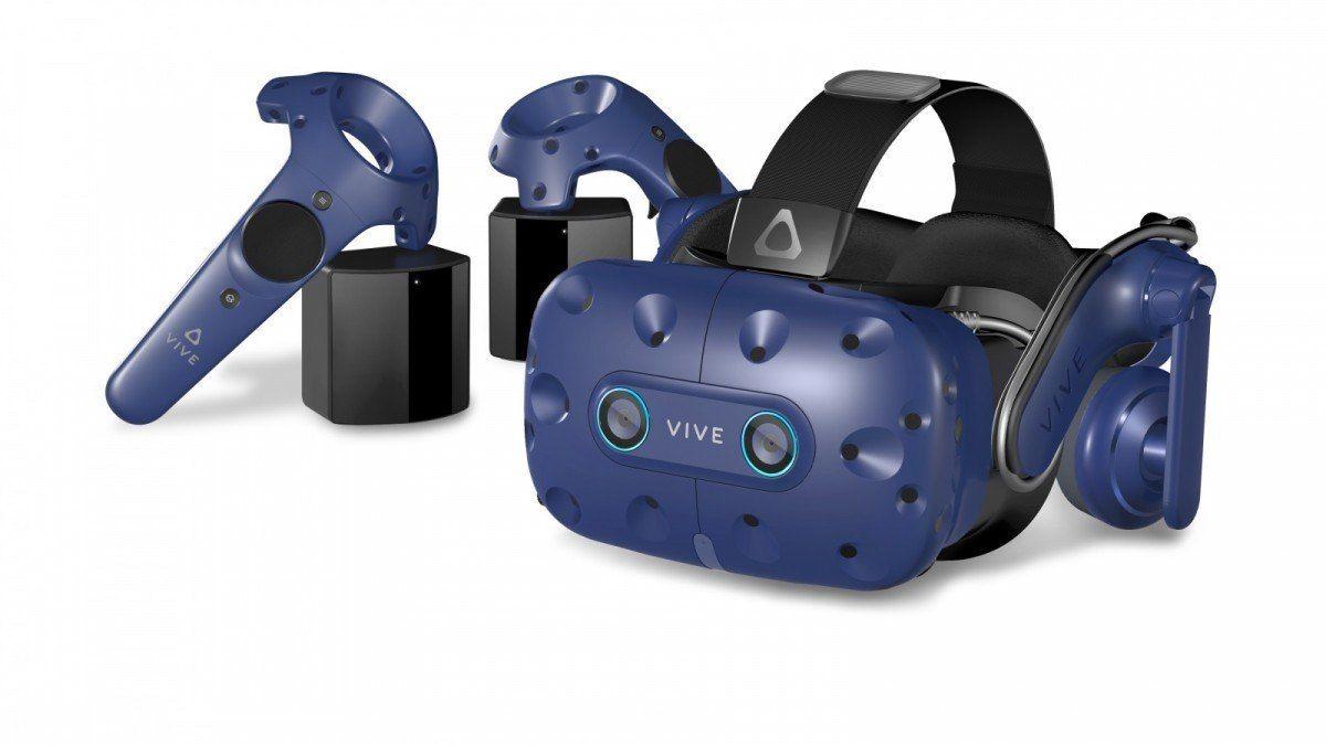 HTC Okulary Vive Pro Eye VR 99HARJ002-00