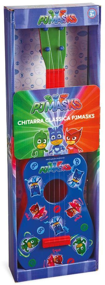 Grandi Giochi PJ Masks klasyczna gitara, wielokolorowa, GG00761