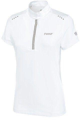 Koszula konkursowa Pikeur z kolekcji Premium - white