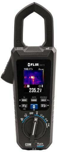 Flir Termowizyjny multimetr cyfrowy cęgowy - Raty 20x0% - szybka wysyłka!