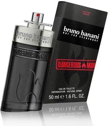 BRUNO BANANI Dangerous Man EDT spray 50ml