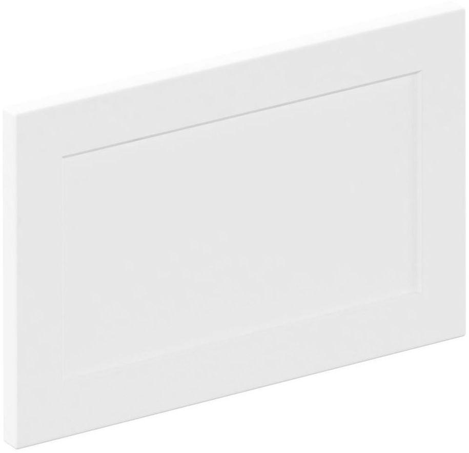 Front szuflady FD40/26 Newport biały Delinia iD