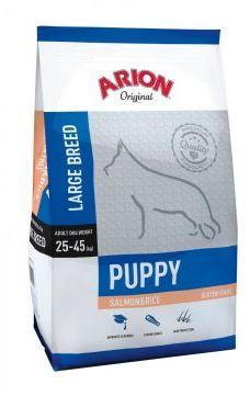 Arion Original Salmon & Rice Large Puppy 12 kg