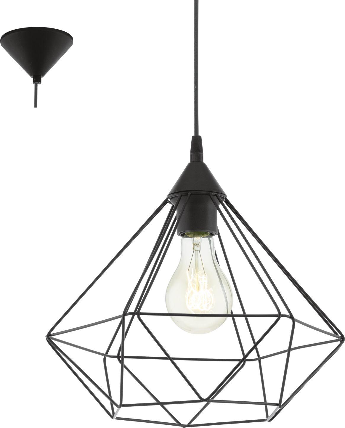 Eglo lampa wisząca Tarbes 94188 - SUPER OFERTA - RABAT w koszyku / 24h