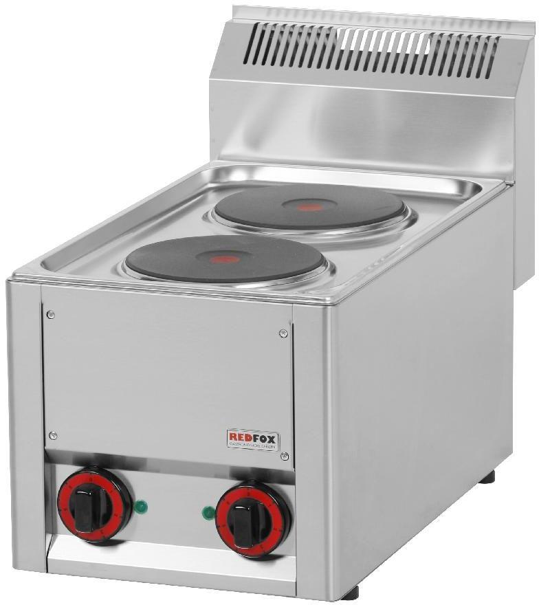 Kuchnia gastronomiczna elektryczna 2-płytowa SP 30 EL