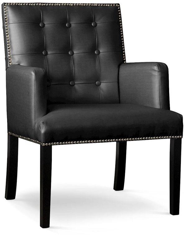 Fotel AVANTI czarny