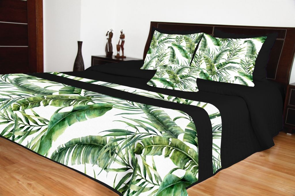 Narzuta pikowana na łóżko NMC-C12 Mariall