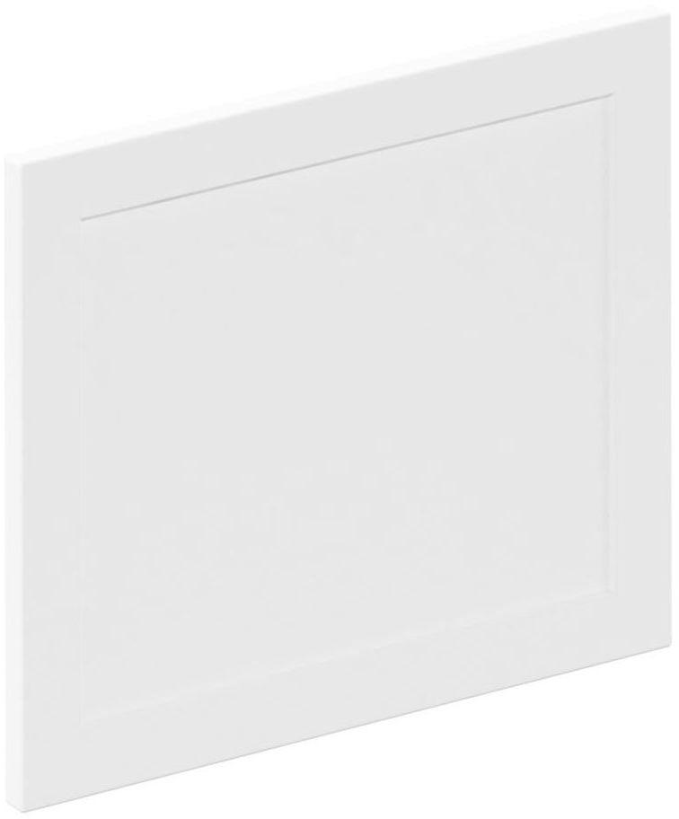 Front szuflady/okapowy FDL45/39 Newport biały Delinia iD