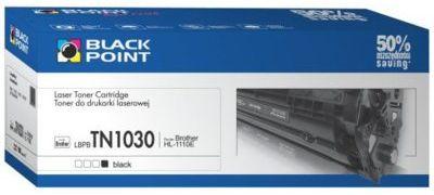 Toner BLACK POINT LBPBTN1030 Zamiennik Brother TN-1030