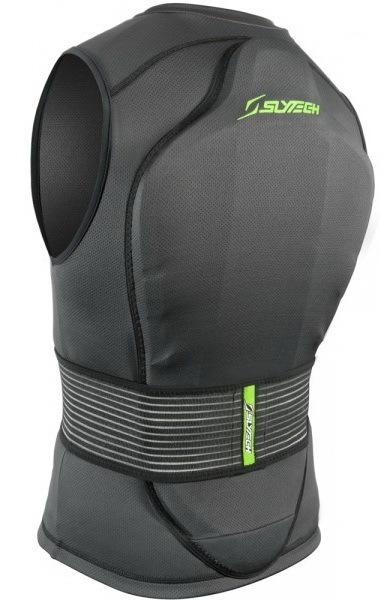 Slytech Vest Backpro One GRAY ochrona snowboard