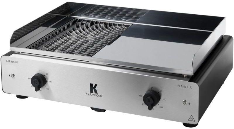 Grill elektryczny Krampouz  Duo K OUTLET