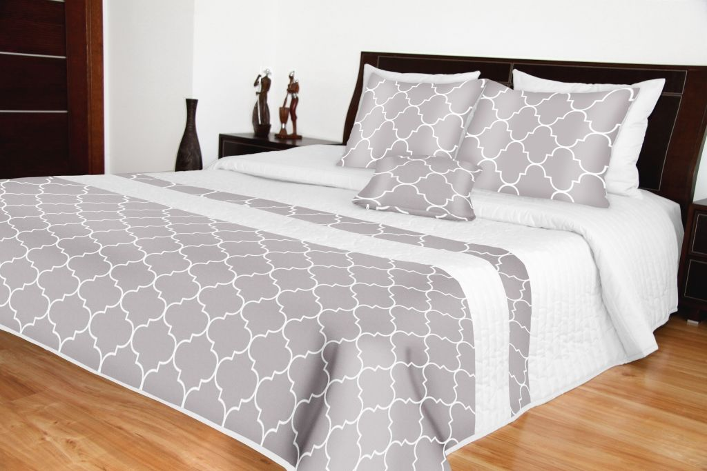Narzuta pikowana na łóżko NMD-B01 Mariall