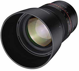 Samyang MF 85 mm F1,4 Z do Nikon Z  pełnoklatkowy obiektyw portretowy do Z-Mount, odpowiedni do Nikon Z, ręczne ostrość, do Nikon Z 6II, Nikon Z 7II, Nikon Z 5, Nikon Z 50, Nikon Z 6, Nikon Z 7