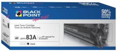 Toner BLACK POINT LBPPH83A