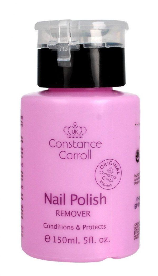CONSTANCE CARROLL Constance Carroll Zmywacz do paznokci acetonowy odżywczo-ochronny 150ml