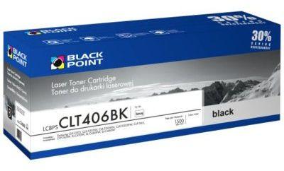 Toner BLACK POINT LCBPSCLT406BK