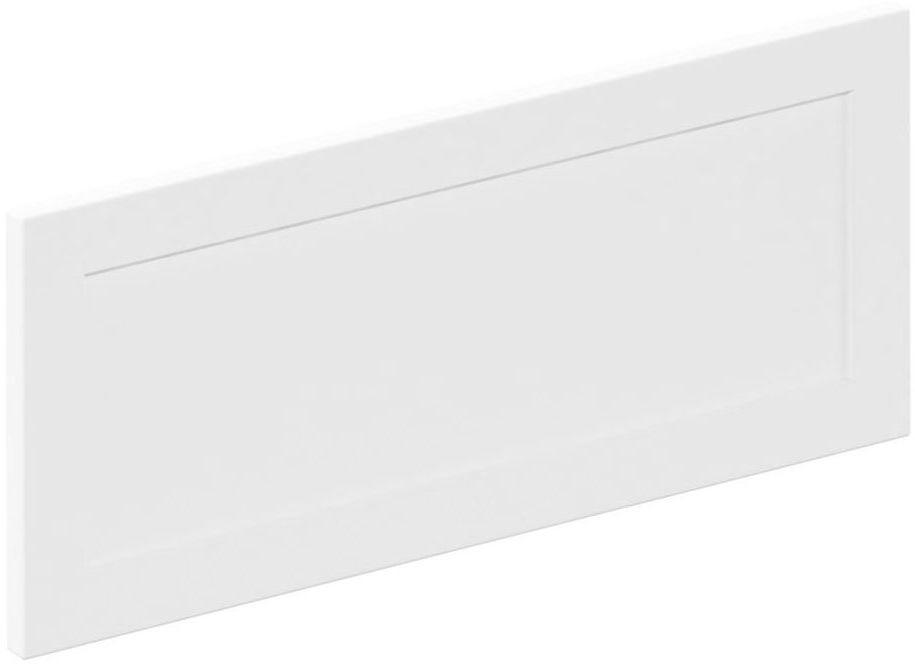 Front szuflady/okapowy FDL60/26 Newport biały Delinia iD