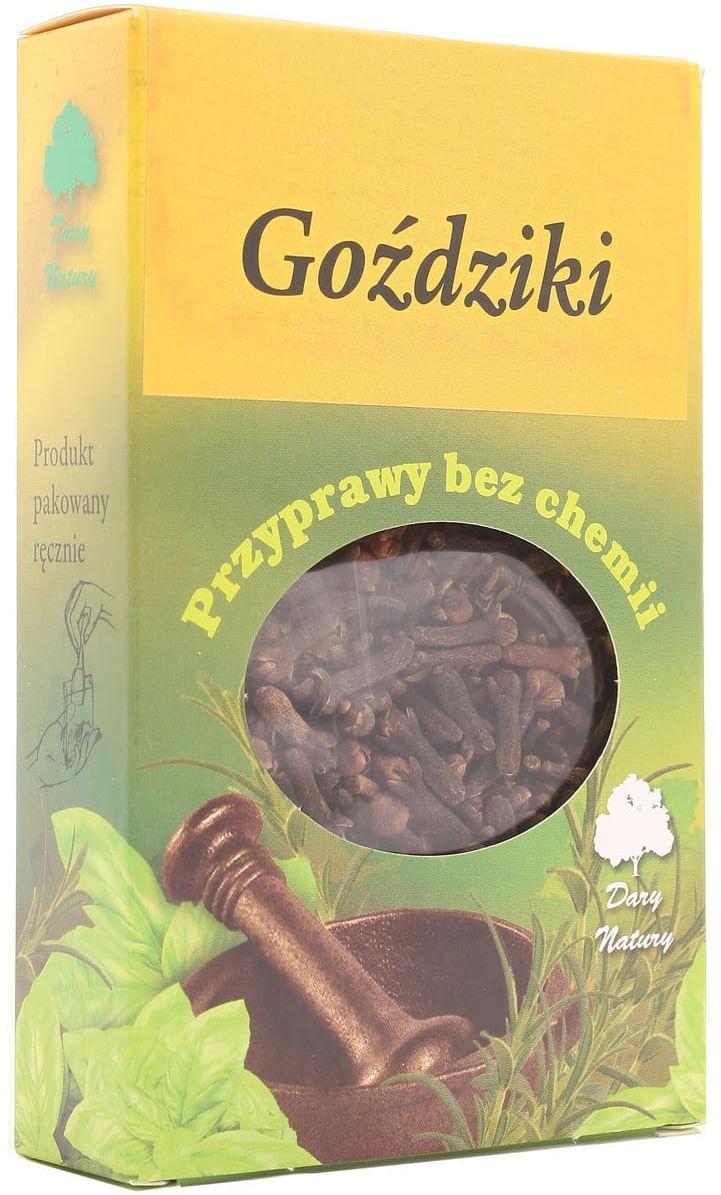 Goździki - Dary Natury - 30g