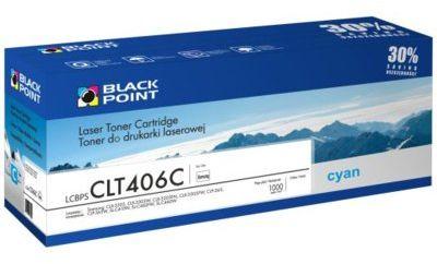 Toner BLACK POINT LCBPSCLT406C