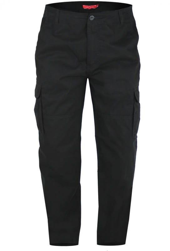 ROBERT-D555 Spodnie Bojówki Duże Rozmiary