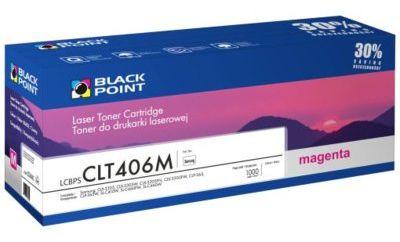 Toner BLACK POINT LCBPSCLT406M