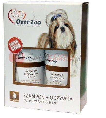 Over Zoo Dwupak Shih Tzu (Szampon + Odżywka)