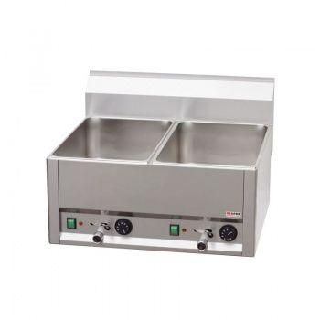 Bemar stołowy elektryczny 2-komorowy BM 60 EL