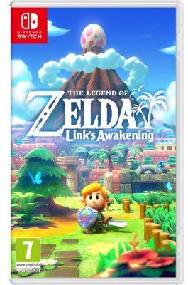 Gra Nintendo Switch The Legend of Zelda: Link''s Awakening