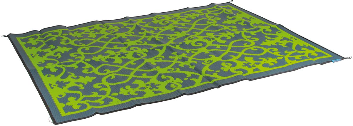 Koc plażowy dwustronny Chill mat Picnic 2 x 2,7m Zielony