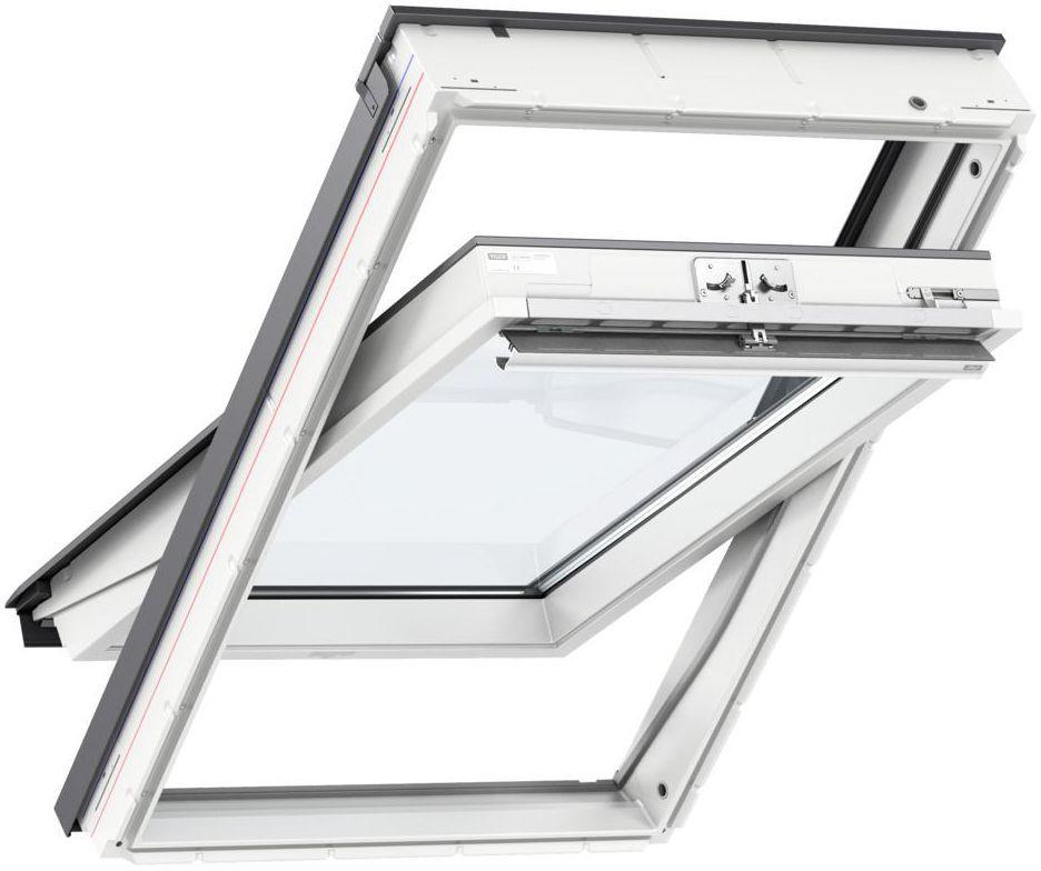 Okno dachowe 3-szybowe GLU 0051-MK04 78 x 98 cm VELUX