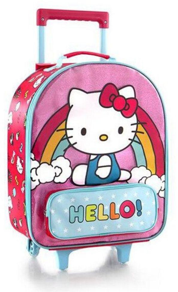Walizka dla dzieci Heys Hello Kitty - Hello Kitty