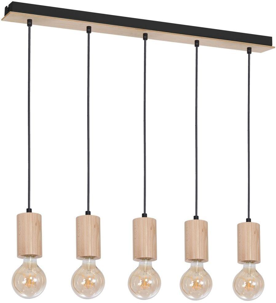 Lampa wisząca LINES 5xE27