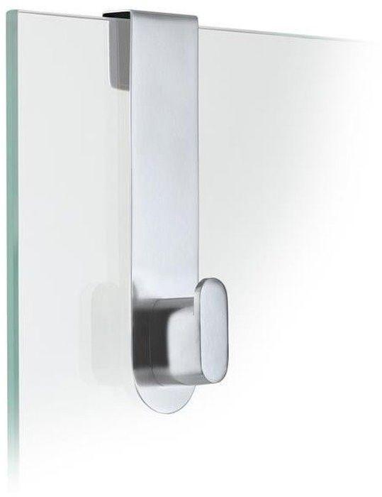 Blomus - wieszak na kabinę prysznicową - matowy