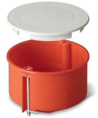 Puszka instalacyjna PO70 K / G ELEKTRO-PLAST