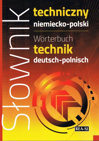 Słownik techniczny niemiecko-polski ZAKŁADKA DO KSIĄŻEK GRATIS DO KAŻDEGO ZAMÓWIENIA