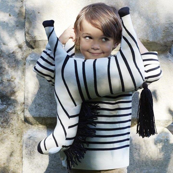 Przytulanka Zebra
