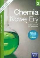 Chemia nowej ery kl.3 gim zeszyt ćwiczeń +kod dostępu