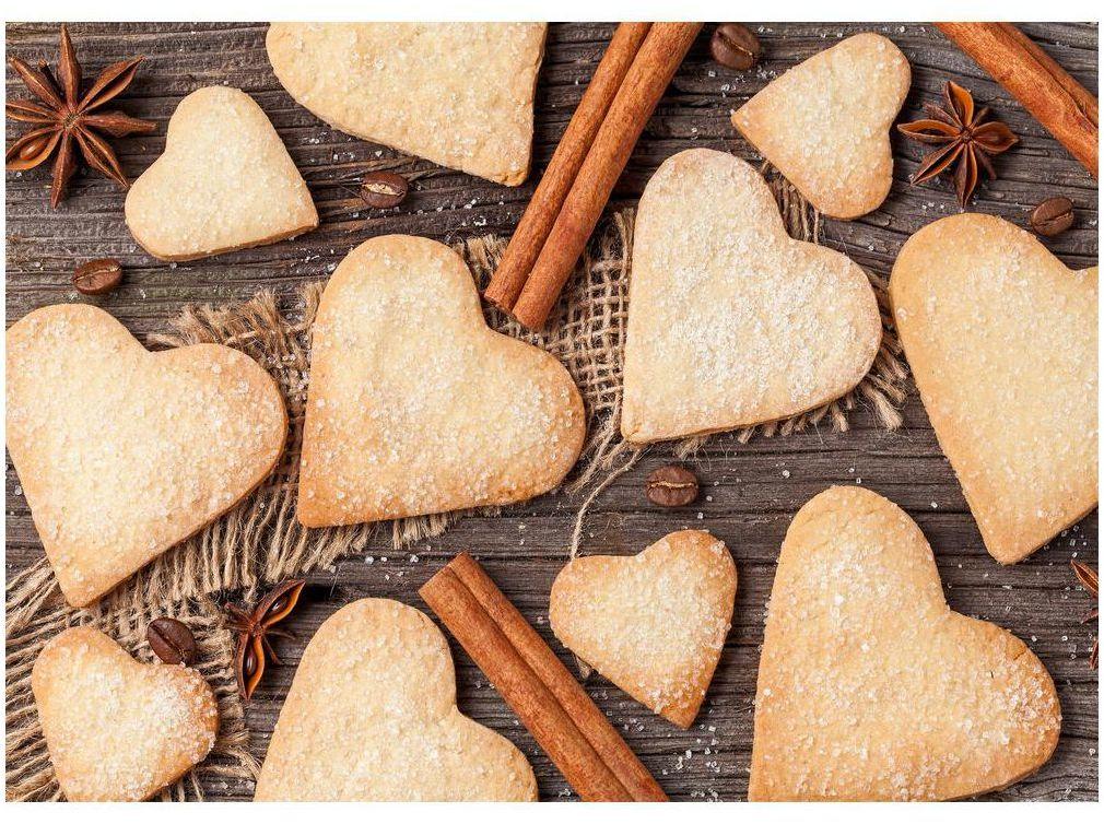 Deska do krojenia sweet hearts Alfa-Cer