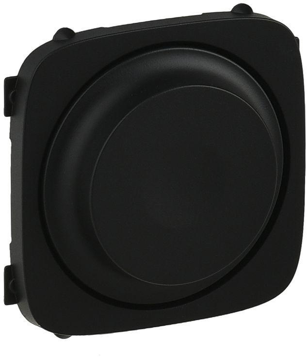 VALENA ALLURE Klawisz ściemniacza obrotowego czarny 752048