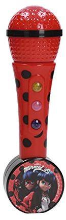 Reig 2681 mikrofon Ladybug