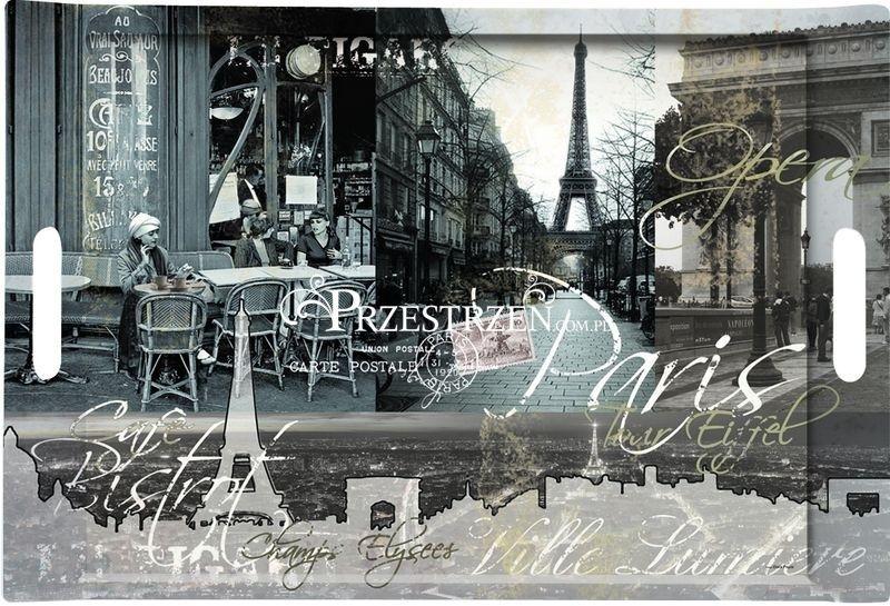 TACA KUCHENNA - PARIS PARYŻ (300 RIS)