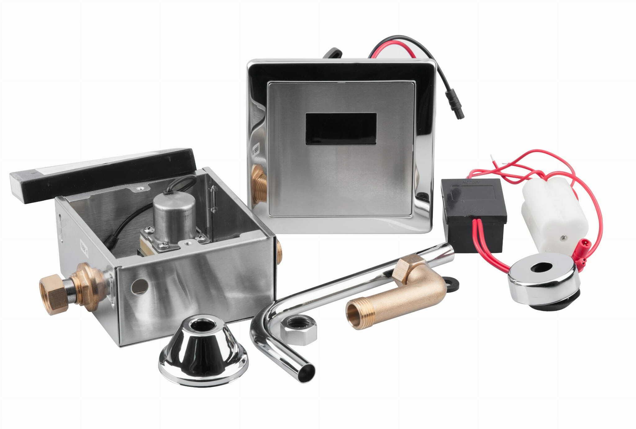 Automat spłukujący Bateria spłuczka pisuarowa sensor fotokomórka