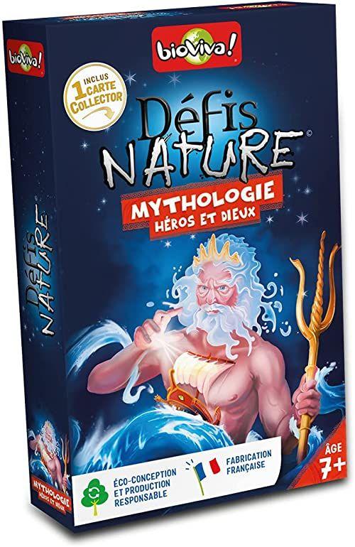 DEFIS NATURE - HEROS DE LA MYTHOLOGIE