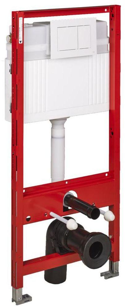 Stelaż podtynkowy do WC Profil TECE