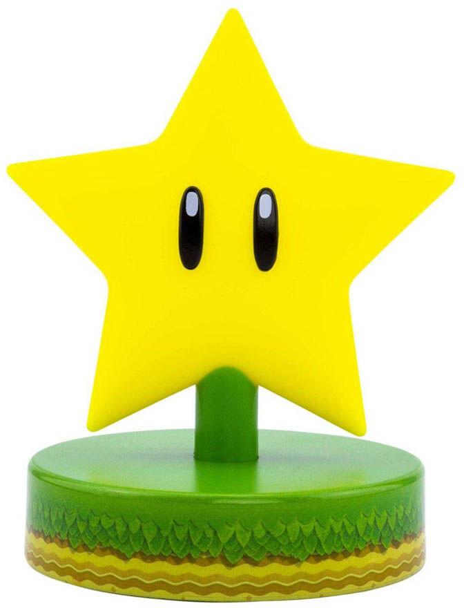 Gadżet Lampka Nintendo Super Mario - Super Star / Warszawa