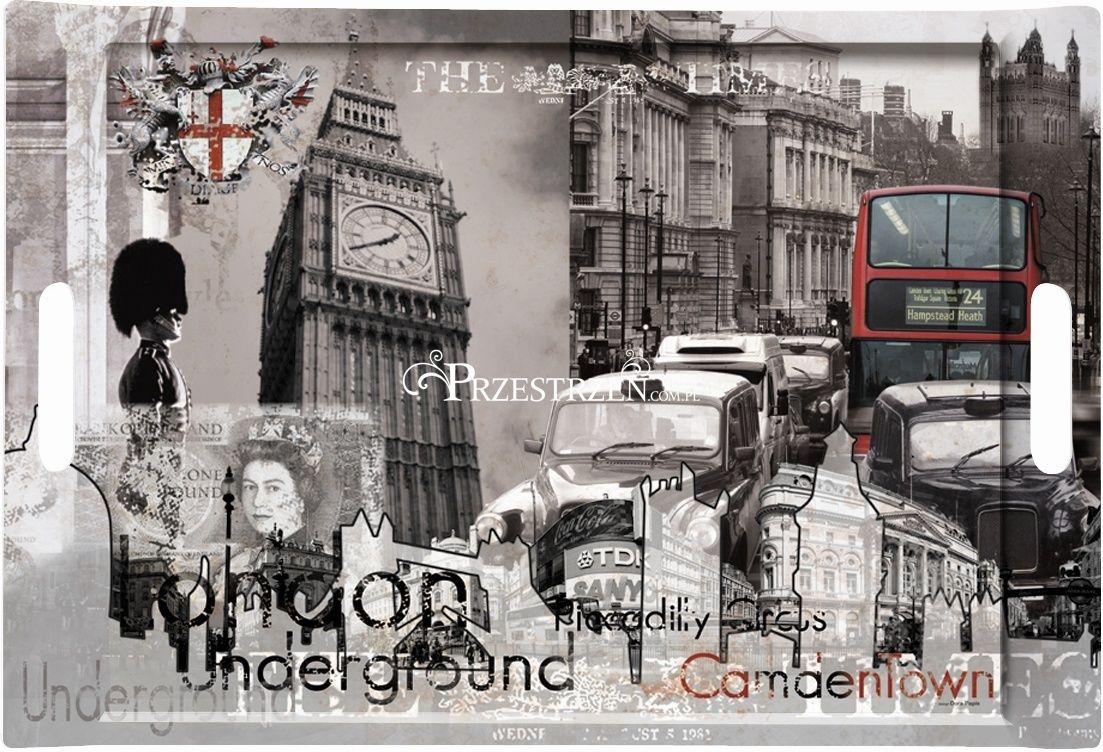 TACA KUCHENNA - London Londyn (300 LON)