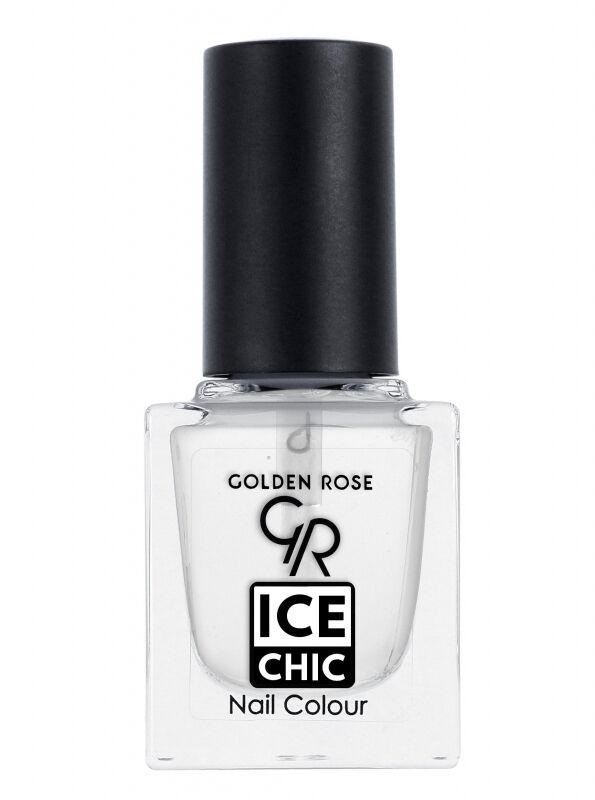 Golden Rose - ICE CHIC Nail Colour - Lakier do paznokci - 01