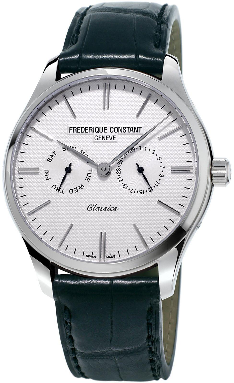 Frederique Constant FC-259ST5B6 > Wysyłka tego samego dnia Grawer 0zł Darmowa dostawa Kurierem/Inpost Darmowy zwrot przez 100 DNI