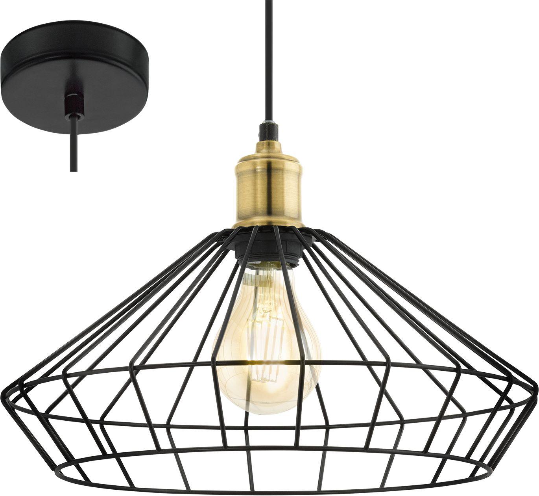 Eglo lampa wisząca Denham 49788 - SUPER OFERTA - RABAT w koszyku